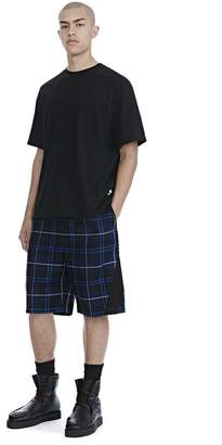 Alexander Wang HIGH TWIST JERSEY SHORT SLEEVE TEE