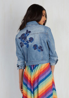 JSK Fashions LTD. - Urban Bliss Lifestyles of the Stitch and Famous Jacket $64.99 thestylecure.com