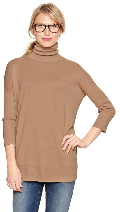 Gap Boxy turtleneck sweater