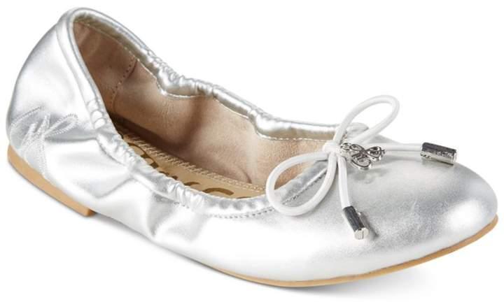 Sam Edelman Felicia Ballet Flats, Little Girls (11-3) and Big Girls (3.5-7)