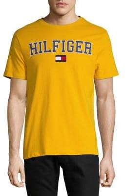 Tommy Hilfiger Graphic Cotton Tee