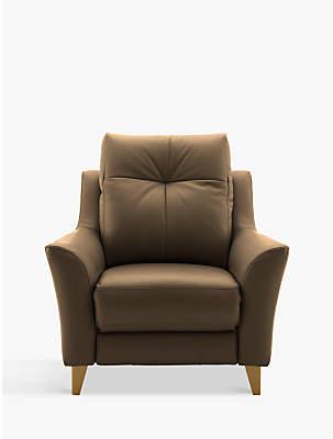 G-Plan G Plan Hirst Leather Armchair
