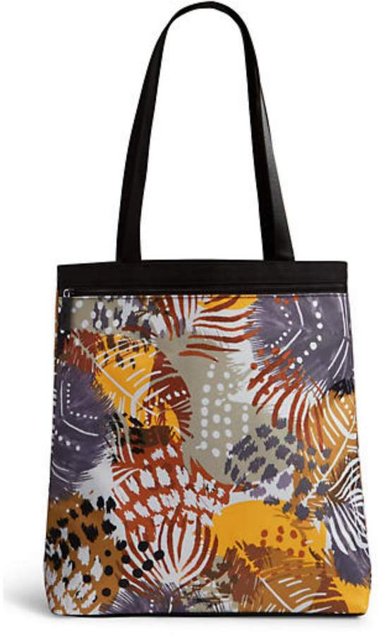 Vera Bradley Painted Feathers Tote Shopstyle Co Uk Women