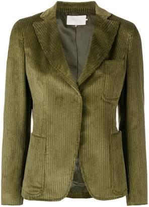 L'Autre Chose corduroy pattern blazer