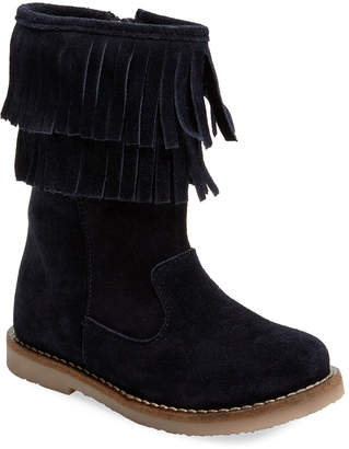 Jacadi Precieuse Leather Boot