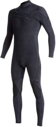 Quiksilver 3/2 Monochrome Azip GBS Chest-Zip Steamer Wetsuit - Men's