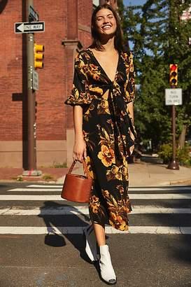 Faithfull The Brand Oliviera Midi Dress
