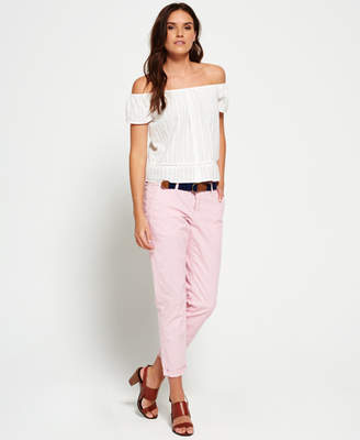 Superdry Riviera Sweet Chino Trousers