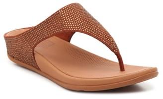 FitFlop Banda Glitz Wedge Sandal