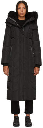 Mackage SSENSE Exclusive Black Jada Classic Down Coat