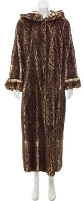 Giuliana Teso Reversible Mink Coat