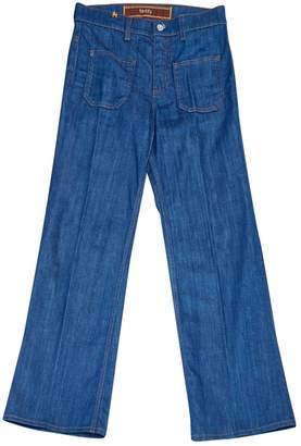 Notify Jeans Blue Cotton - elasthane Jeans