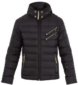 Bogner Steven hooded quilted-down ski jacket