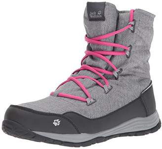 Jack Wolfskin Girls' Portland Boot G High Rise Hiking Shoes