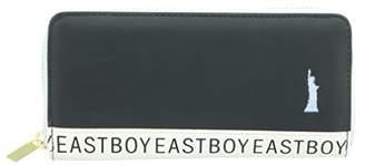 6c285bc15995 Eastboy (イーストボーイ) - [イーストボーイ] 英字ロゴ ラウンド財布 EBMS-