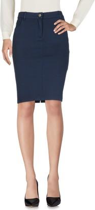 Alviero Martini Knee length skirts - Item 35291390UX