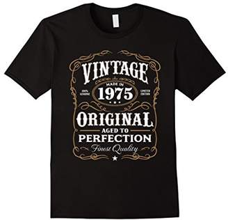 Vintage Made In 1975 T-Shirt 43rd Birthday Gift