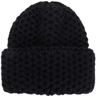 Inverni chunky knit hat