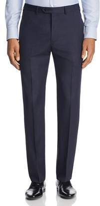 Armani Collezioni Cross Stitch Classic Fit Dress Pants