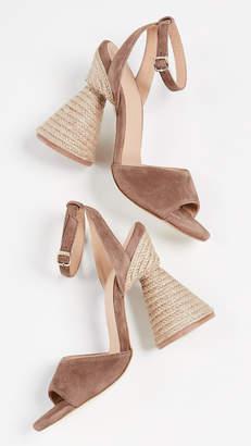 9623923d4004 Taupe Sandals Heels - ShopStyle Australia