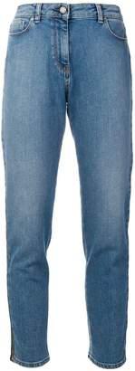 Fabiana Filippi cropped slim-fit jeans