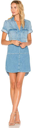 7 For All Mankind Popover Dress $259 thestylecure.com