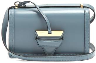 LOEWE Barcelona small leather cross-body bag $1,690 thestylecure.com