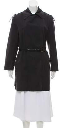 Maison Margiela Belted Short Coat