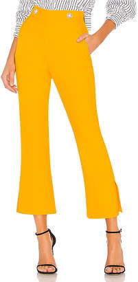 MSGM Light Crepe Cady Pants