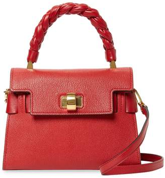 Miu Miu Women's Solid Leather Satchel