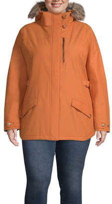 Columbia Penns Creek Water Resistant Midweight Softshell Jacket-Plus