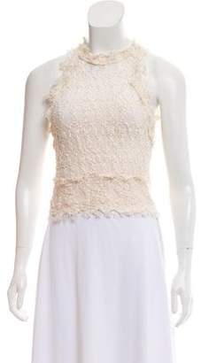 Nightcap Clothing Lace Sleeveless Top