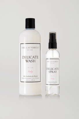 The Laundress Silk And Delicate Care Set - Colorless
