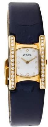 Ebel Beluga Manchette Watch
