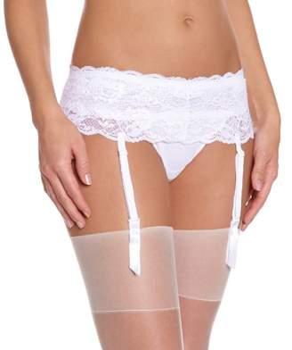Cosabella Women's Lace Garters White Blanc (White) (Brand size :Manufacturer size)