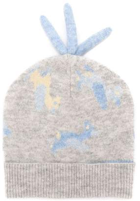 67f5b75732 Cashmirino Cashmere knitted hat. Farfetch Cashmirino ...
