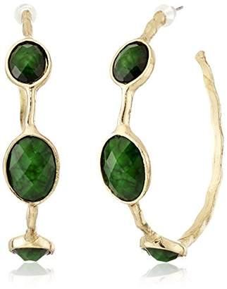"Amrita Singh Hamptons"" Cleopatra Hoop Earrings"