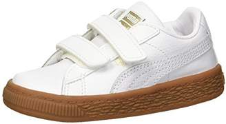 Puma Baby Basket Classic Gum Velcro Sneaker