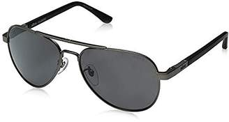 Revo Raconteur Re 1011gf Polarized Aviator Sunglasses