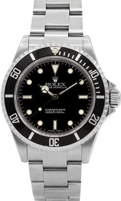 Rolex Pre-Owned 40mm Submariner Automatic Bracelet Watch 1997