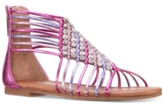 Nina Karlee Gladiator Sandals, Toddler & Little Girls