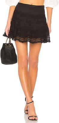 LoveShackFancy Jillian Skirt