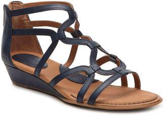 b.ø.c. Pawel Wedge Gladiator Sandal - Women's