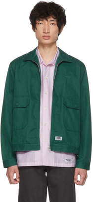 Dickies Construct Green OG Mechanic Jacket