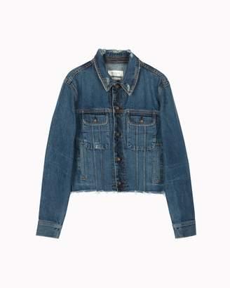 Rag & Bone Crop boyfriend jacket