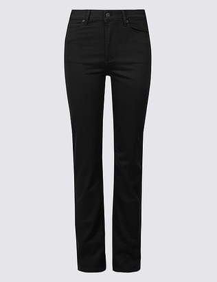 Marks and Spencer Sculpt & Lift Straight Leg Jeans