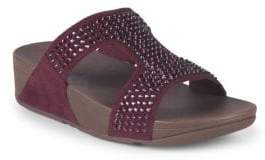 FitFlop Glitzie Slide Sandals