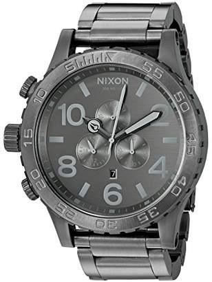 Nixon Men's '51-30 Chrono' Quartz Stainless Steel Casual Watch