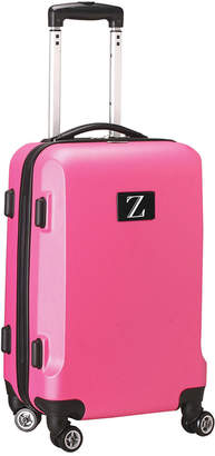 """ABS by Allen Schwartz Mojo Licensing 21"""" Carry-On Hardcase Spinner Luggage - 100% With Letter Z"""