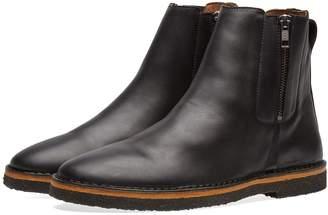 Folk Zip Boot